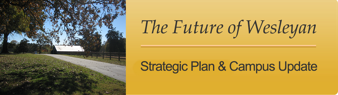 Strategic Plan & Sandy Ridge Campus